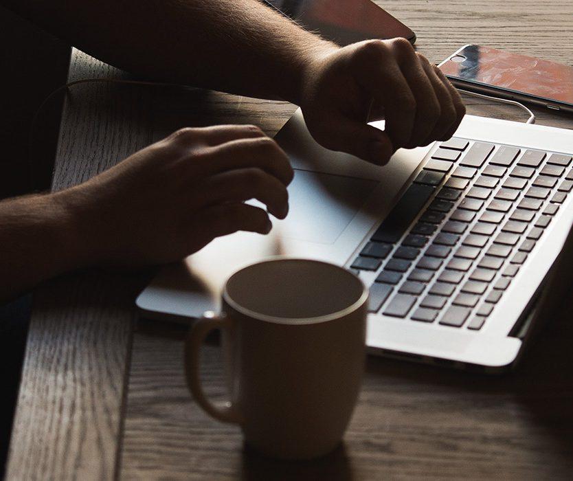 IoPT - Hvordan jobbe på en digital plattform tablet