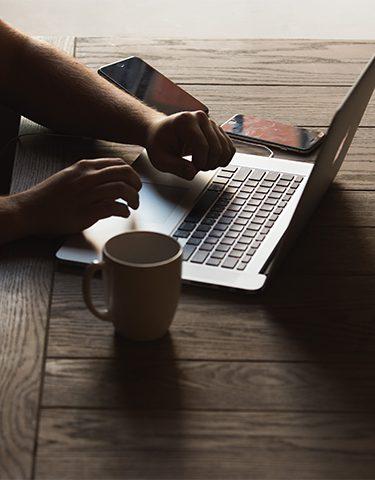 IoPT - Hvordan jobbe på en digital plattform mobile